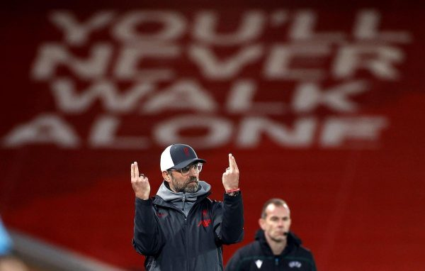 Nonsense German report claims Klopp is '68%' likely to leave Liverpool next year