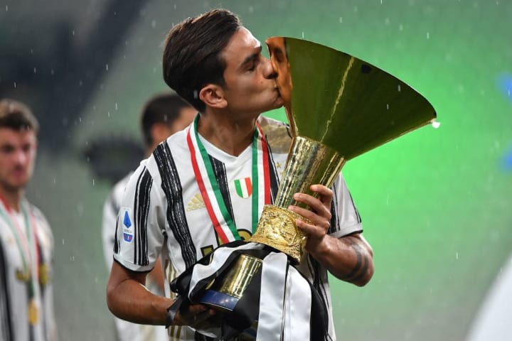 Juventus provide update on Paulo Dybala contract situation
