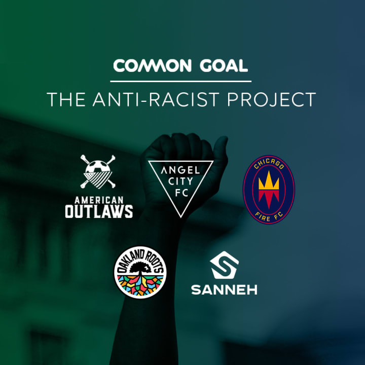 Common Goal launches Anti-Racist Project with Zack Steffen & more