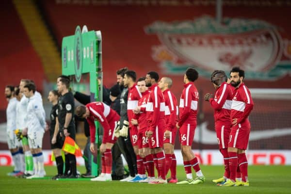 Fans still expect Liverpool to finish in the top four – just