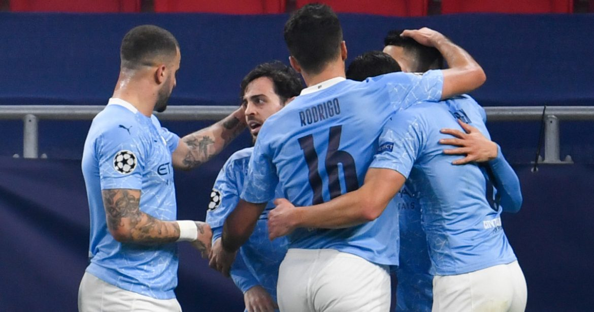 Guardiola dismisses Man City favourites tag; hints who are biggest threat