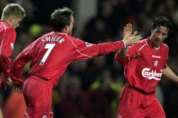 How Liverpool's 2001 League Cup victory signalled the start of a new era