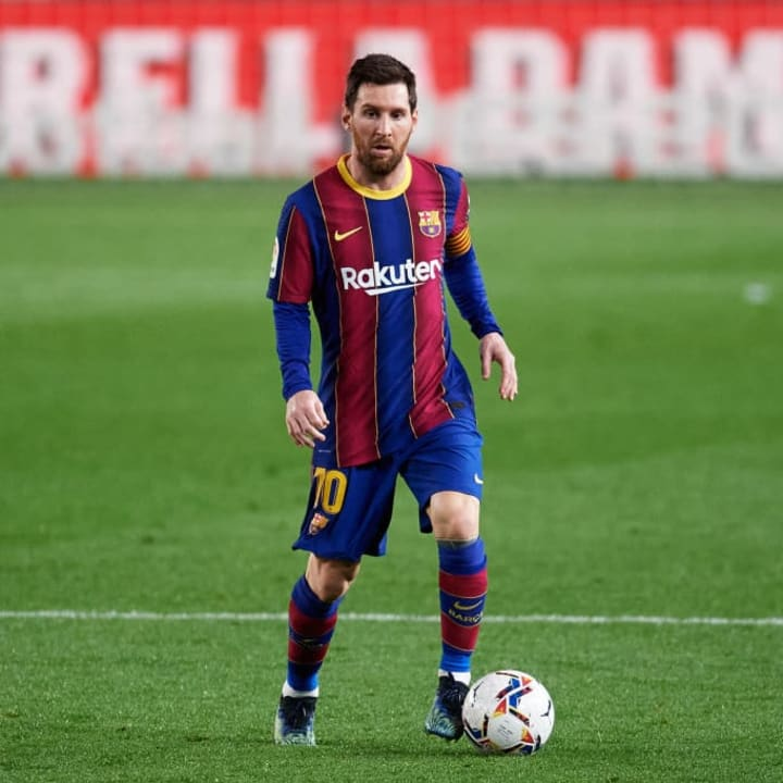 Ronald Koeman admits Lionel Messi is right to demand more from Barcelona