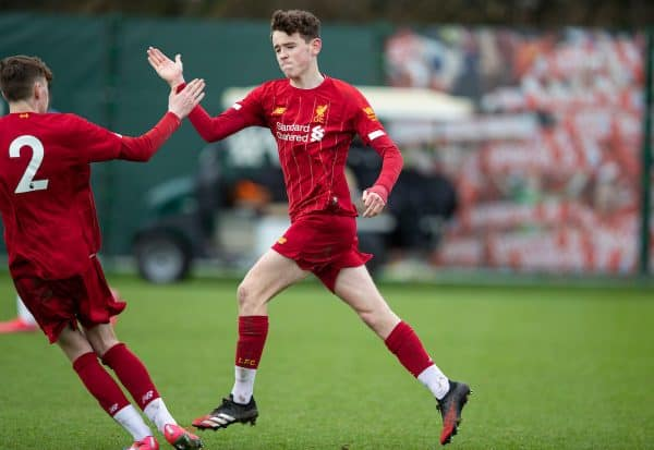 Liverpool U23s forward becomes the latest to suffer season-ending injury
