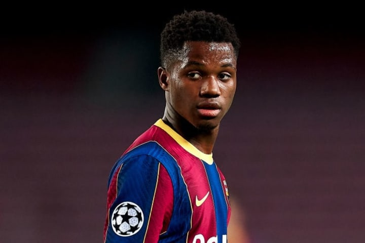When Barcelona expect Ansu Fati to return from injury