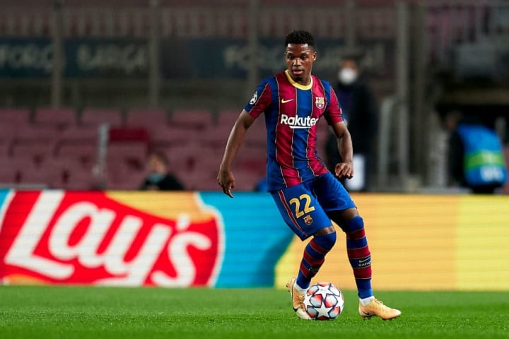 Barcelona Working to Extend Ansu Fati Contract as Young Star Leaves Hospital