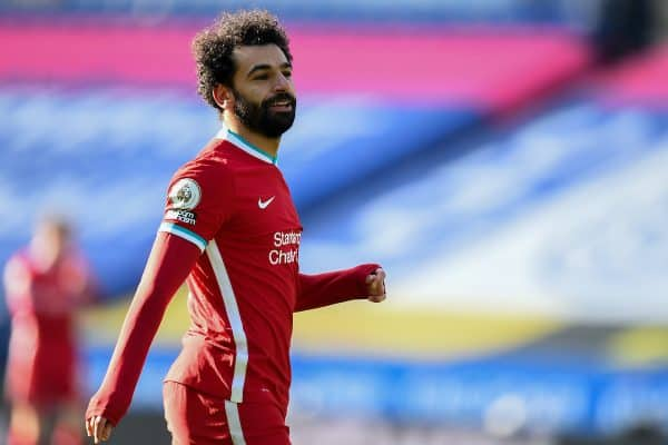 """Spanish journalist claims Mo Salah """"confirmed to me that he is not happy at Liverpool"""""""