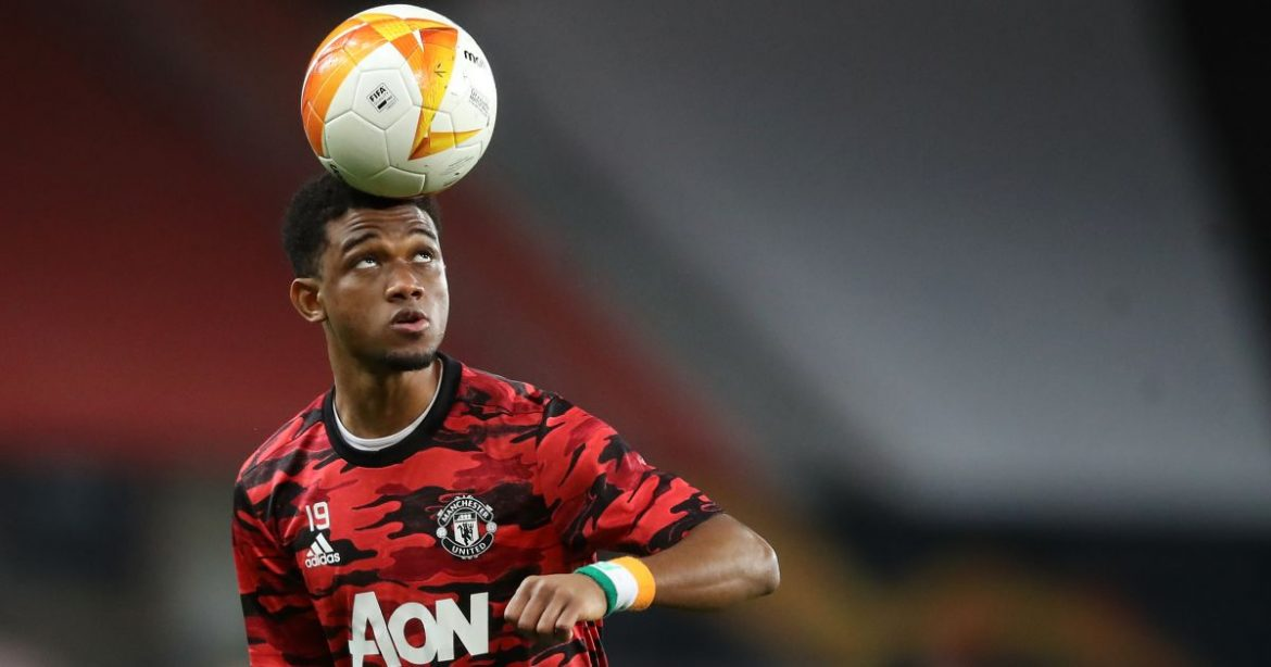 Amad Diallo makes home debut as Man Utd ease past Real Sociedad