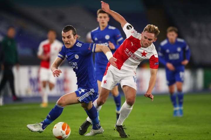 Leicester 0-2 Slavia Prague: Player Ratings as Foxes crash out of Europa League
