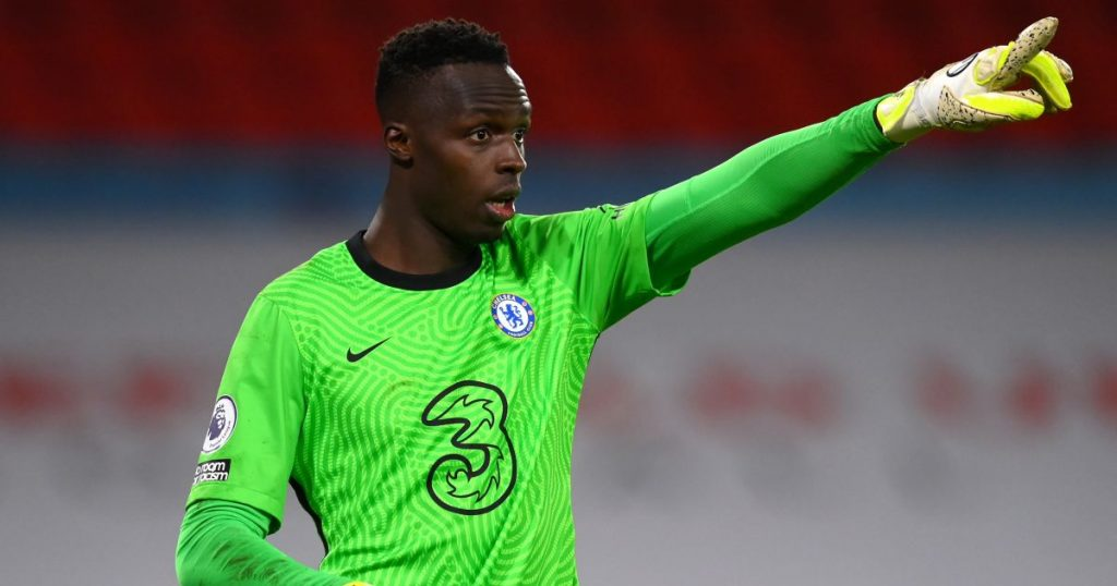 Keeper makes definitive Chelsea pledge and is no longer 'scared'