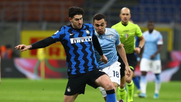 The Inter lineup that should start against AC Milan in the Derby della Madonnina