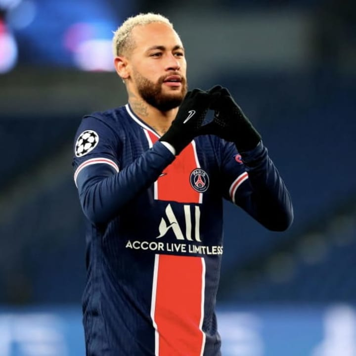PSG confirm Neymar contract talks are 'on the right track'