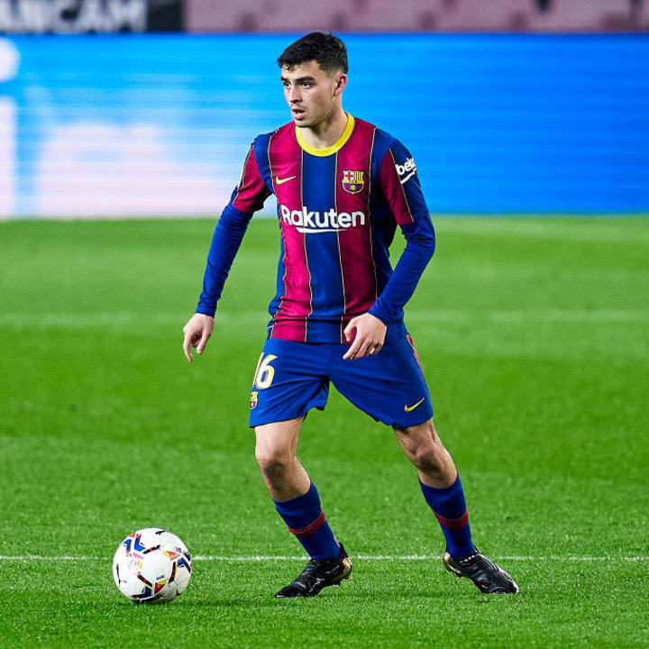 Andres Iniesta discusses Pedri's prospects at Barcelona