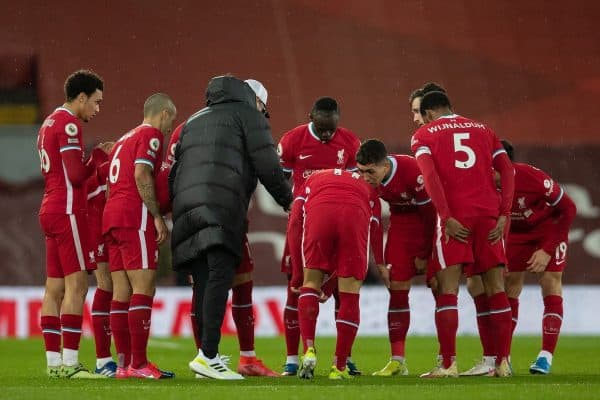 """Klopp says it's not 'time for a rebuild' but """"little readjustments will happen"""""""