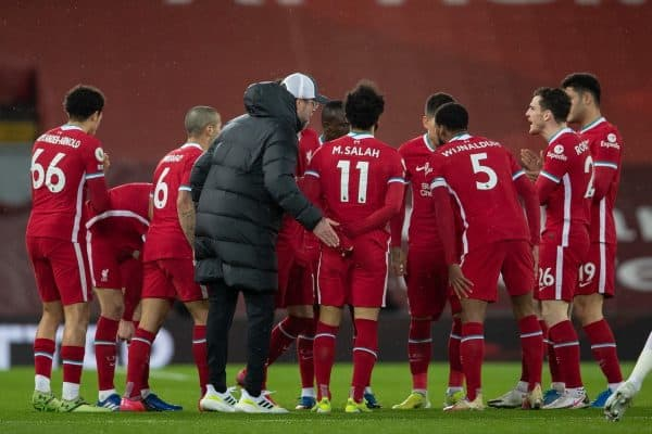 """Jurgen Klopp """"here for the dirty work"""" as """"our careers don't end after this season"""""""