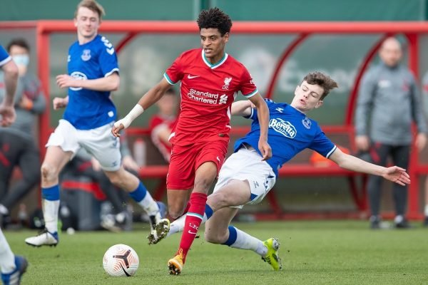 Late drama sees Liverpool U18s win Merseyside derby in the last minute