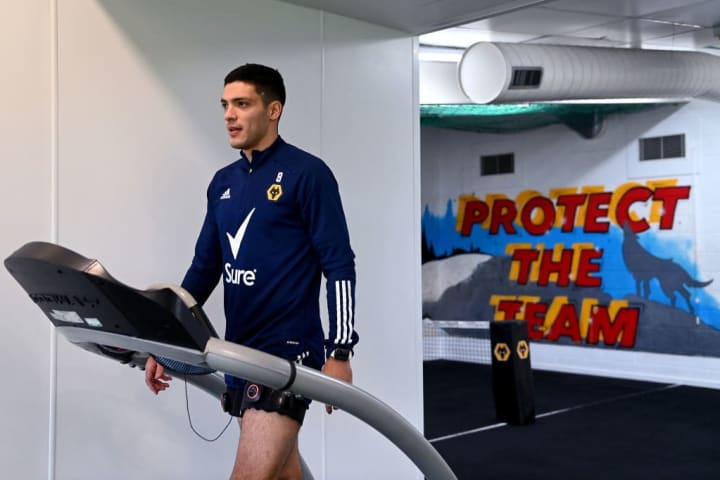 Raul Jimenez to undergo series of tests to determine if he will play again this season