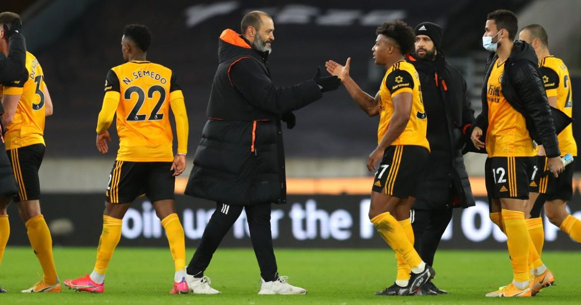 Nuno tells Wolves players what they must now do after turning form around