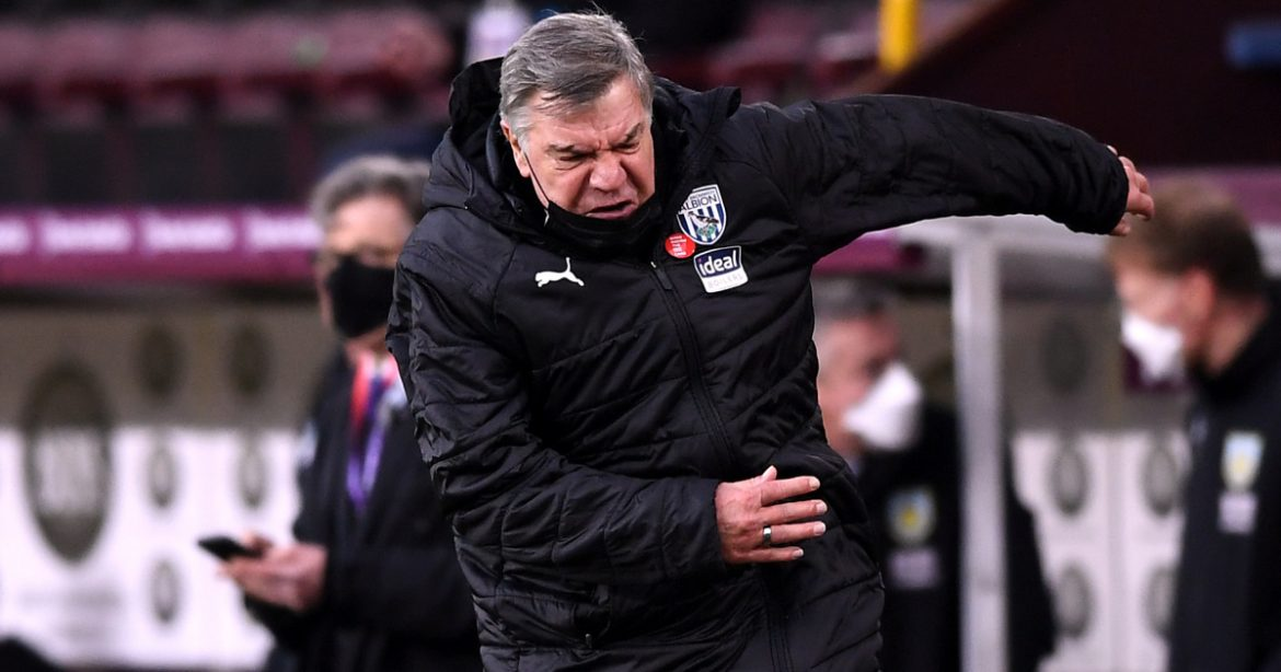 Allardyce switches focus to 'outrageous' West Brom decision; Lee Mason hailed