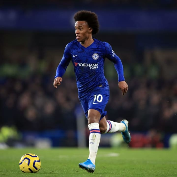Willian admits he 'really wanted' to stay at Chelsea before Arsenal switch