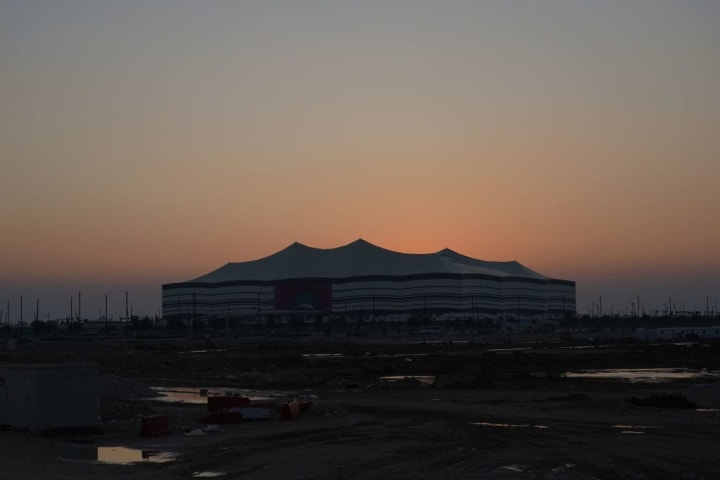 6,500 migrant workers have died in Qatar in preparation for World Cup 2022