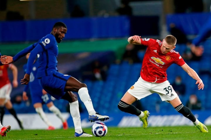 Chelsea 0-0 Manchester United: Player ratings as top four rivals play out boring draw