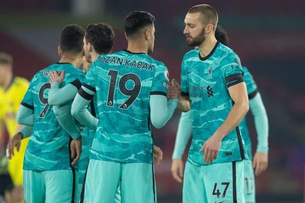 Sheffield United 0-2 Liverpool: Player Ratings