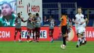 'If East Bengal had finished higher on the table, I would've been surprised' – Subhash Bhowmick after Kolkata derby loss