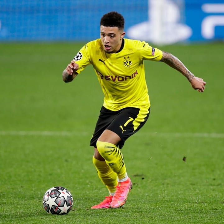 Borussia Dortmund would sell Jadon Sancho this summer on one condition