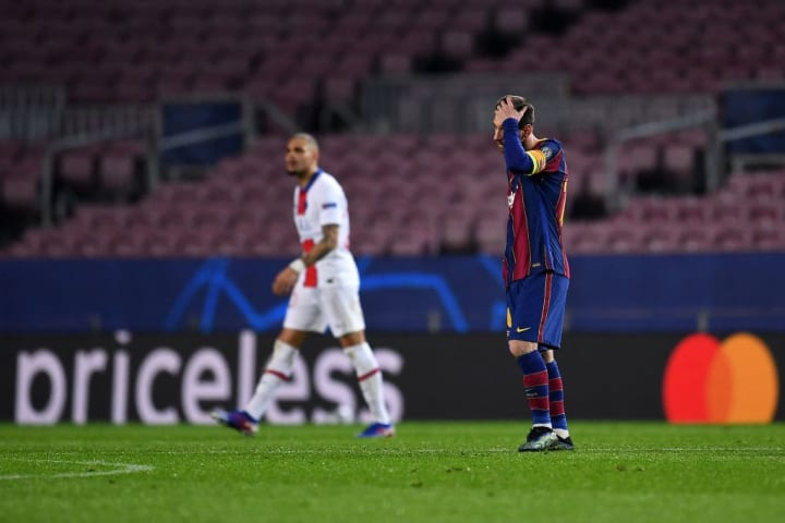 Lionel Messi undecided about Barcelona future & is yet to speak to other clubs