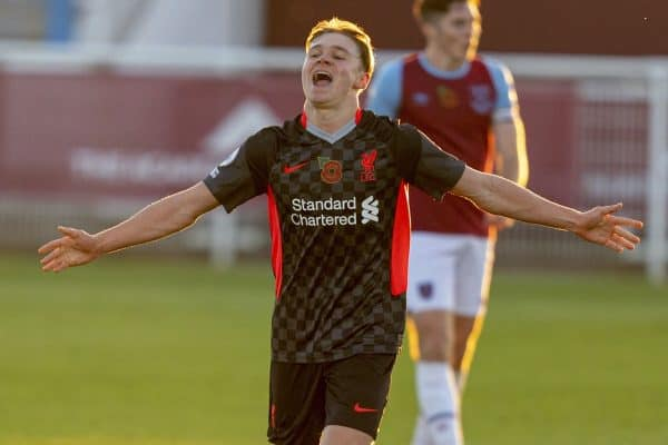 """Paul Glatzel back in training after """"really tough"""" injury spell for Liverpool striker"""