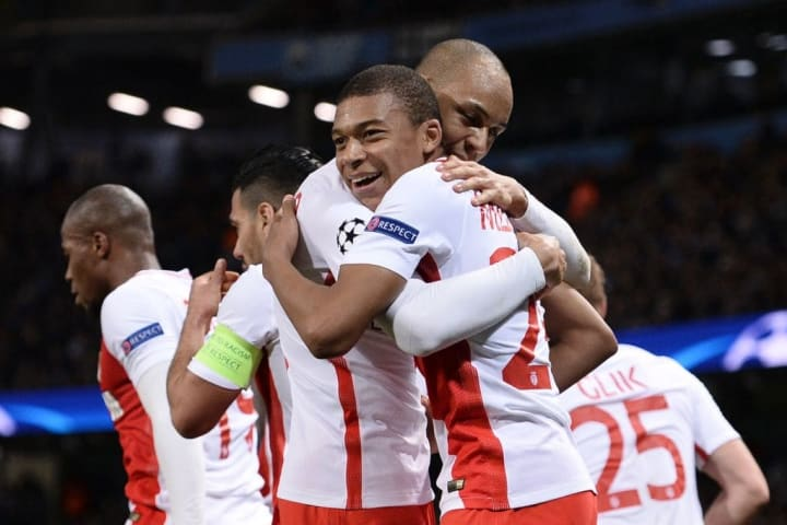 Manchester City 5-3 Monaco & the arrival of Kylian Mbappe