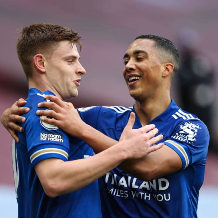 Harvey Barnes strengthens England hopes with man of the match display at Aston Villa