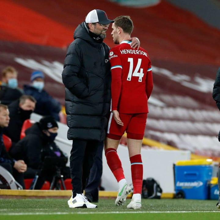 Jordan Henderson fears he may miss England duty with groin injury