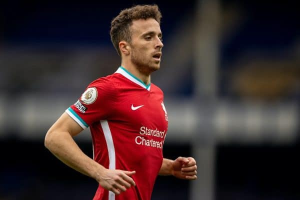 Diogo Jota due to return to full training ahead of Sheffield United trip