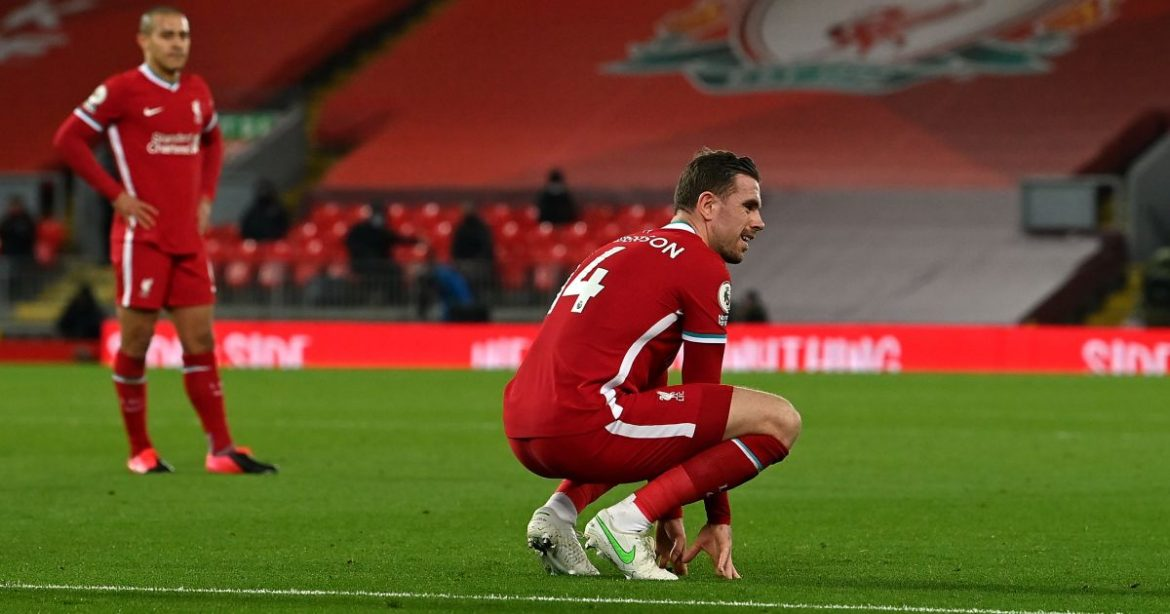 Sorely missed Liverpool man closes in on return for huge Anfield clash