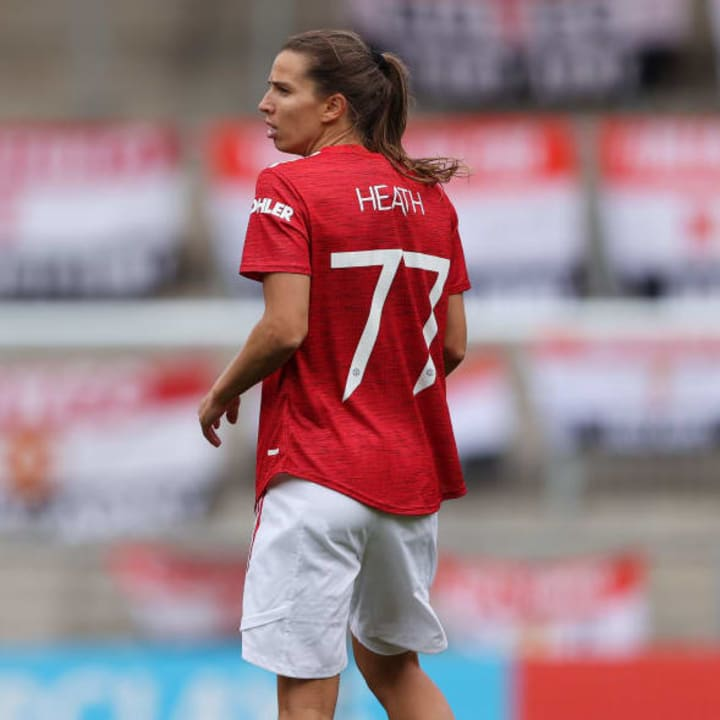 Tobin Heath & Christen Press Shirts Outsold Every Man Utd Men's Player After Double Signing