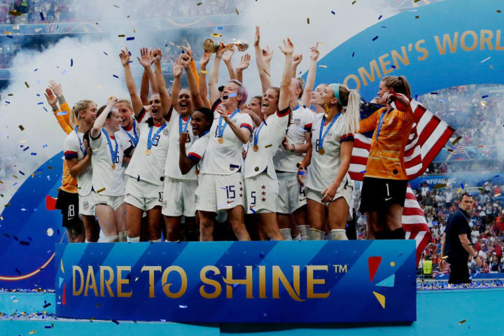 Sydney Leroux Dwyer Claims USWNT Won Consecutive World Cups 'in Spite of' Coach Jill Ellis