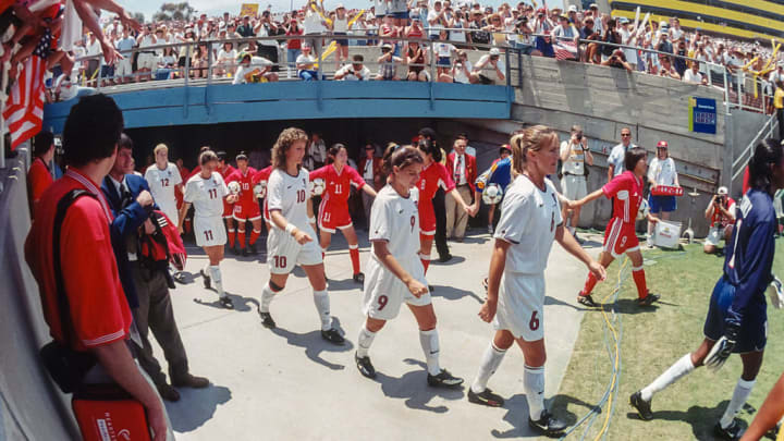 5 Things We Want to See in the Upcoming 1999 USWNT Film