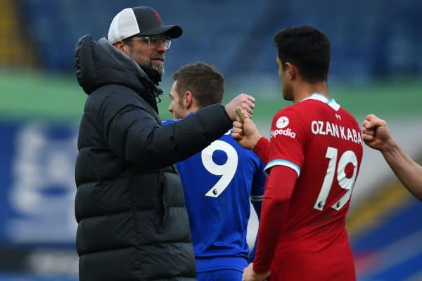"""""""Long may it continue"""" – Klopp pleased with Ozan Kabak after """"really solid"""" start"""