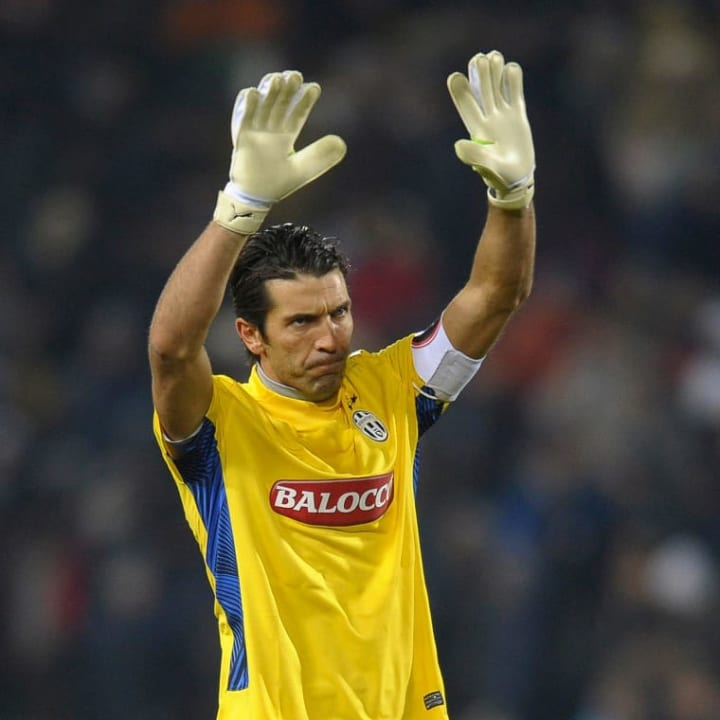 Every record Gianluigi Buffon holds – and could break in the future