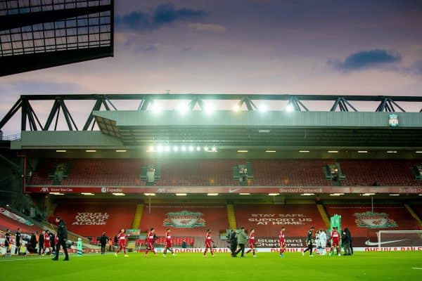 Liverpool's aura of invincibility a shell of its former self behind-closed-doors