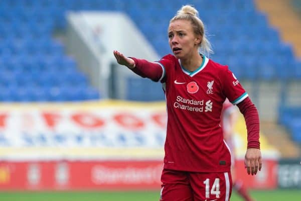 Promotion bid fades for managerless Liverpool FC Women