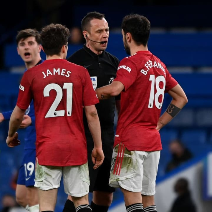 Paul Scholes critical of Bruno Fernandes after 0-0 Chelsea draw