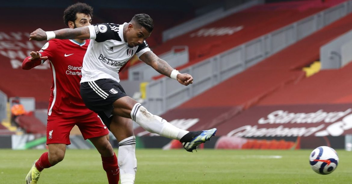 Wretched Liverpool plunged into further gloom as Fulham earn huge win