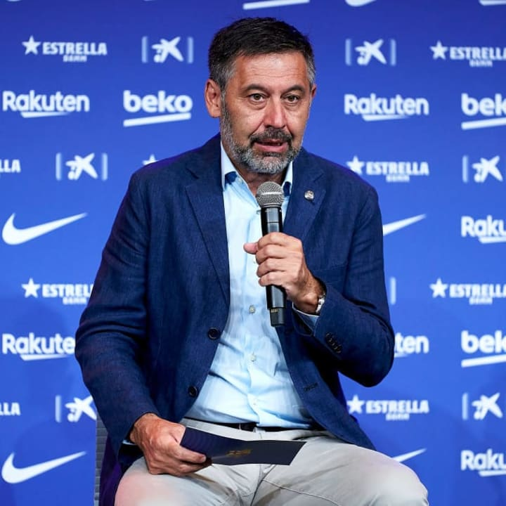 Joan Laporta vows to make Barcelona 'happy again' & discusses plan for Lionel Messi