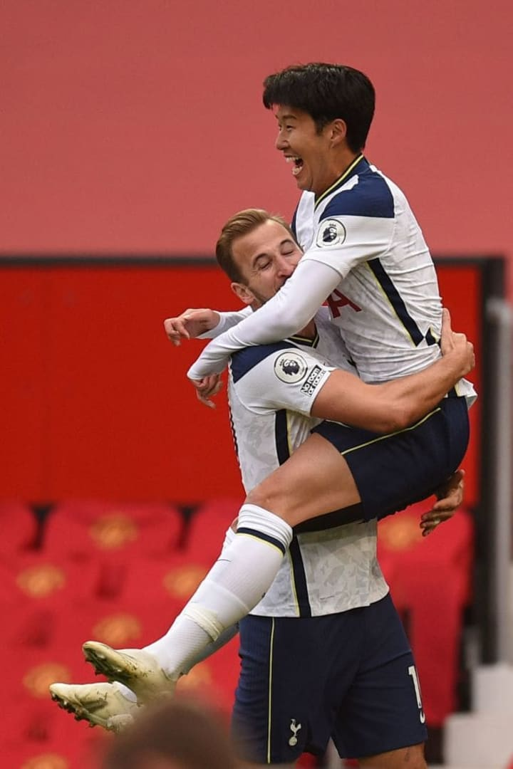 Every Premier League goal Harry Kane & Son Heung-min have set up for each other