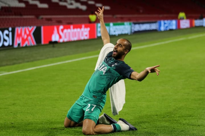 Lucas Moura deserves credit for his tireless and effective performances for Spurs