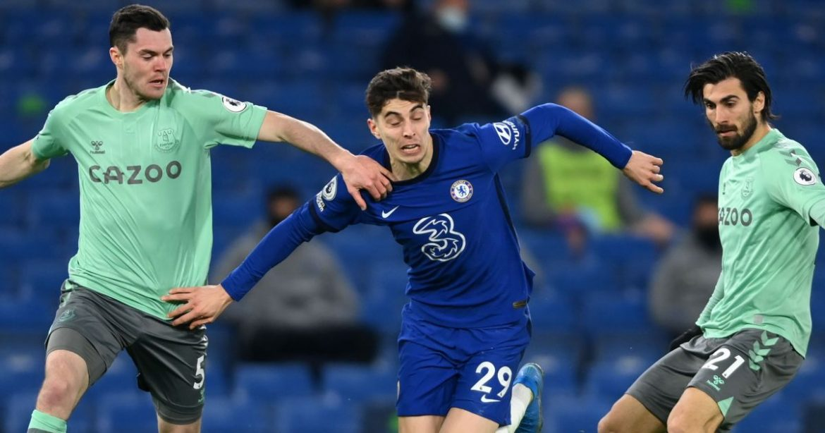 Tuchel talks up 'dominant' Chelsea star who 'stepped up' against Everton
