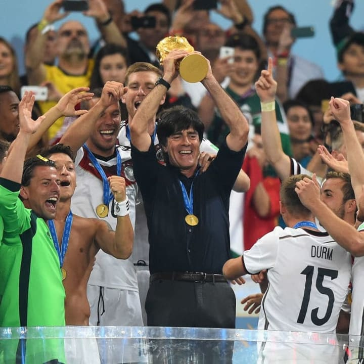 Joachim Low to step down as Germany manager after European Championships